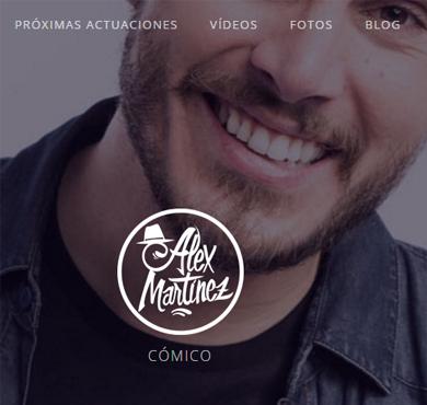 alex martinez monologuista
